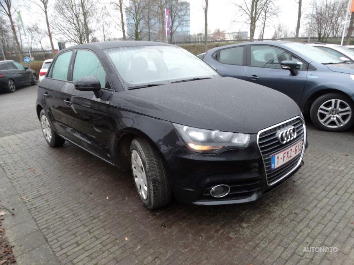 Audi A1, 2013 - celkový pohled