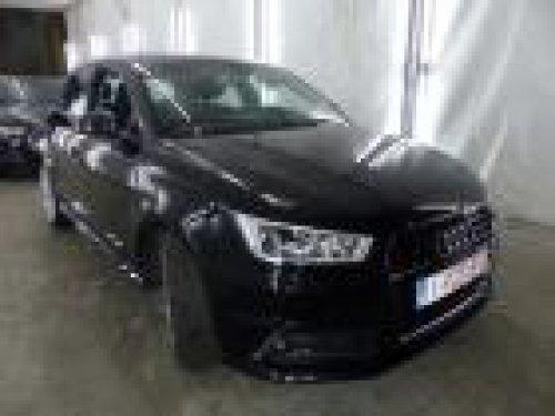 Audi A1, 2016