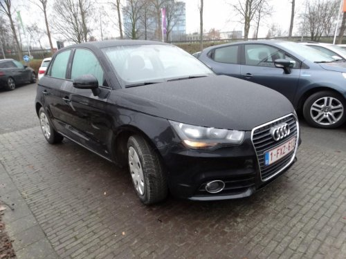 Audi A1, 2013