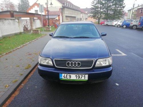 Audi A6, 1995