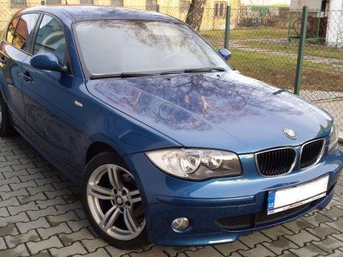 BMW Řada 1, 2005