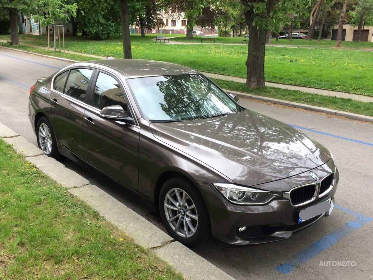 BMW Řada 3, 2012 - celkový pohled
