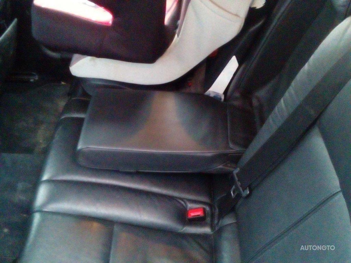 BMW Řada 5, 2001 - celkový pohled