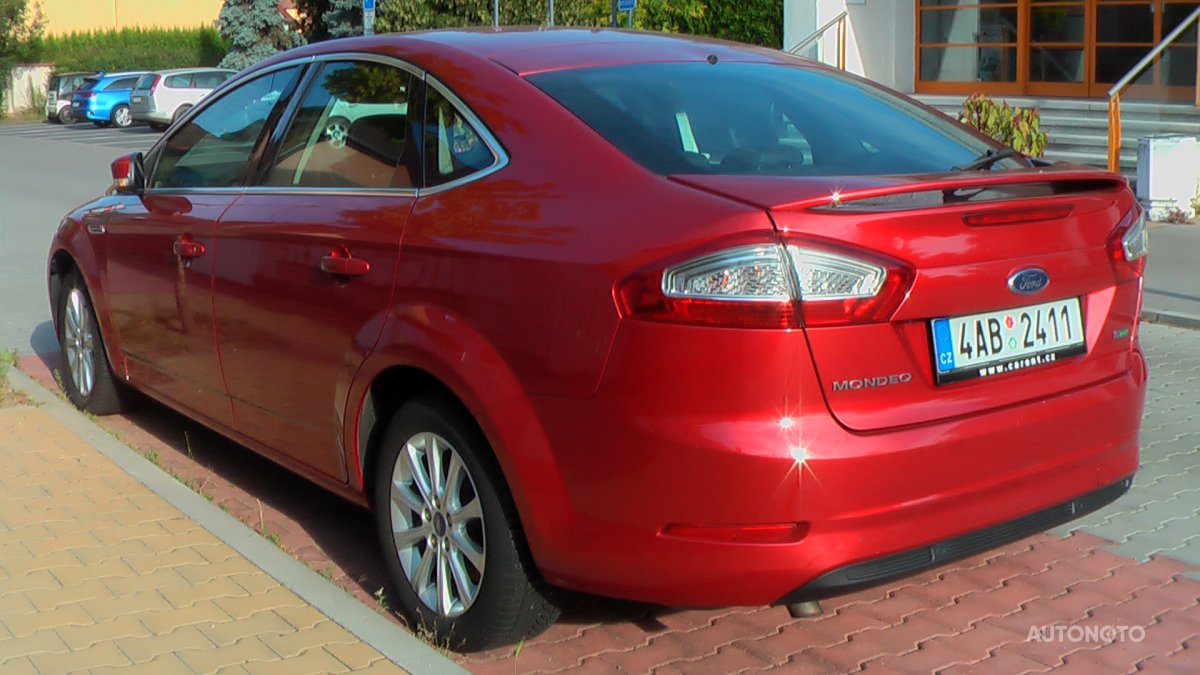 Ford Mondeo, 2014 - celkový pohled