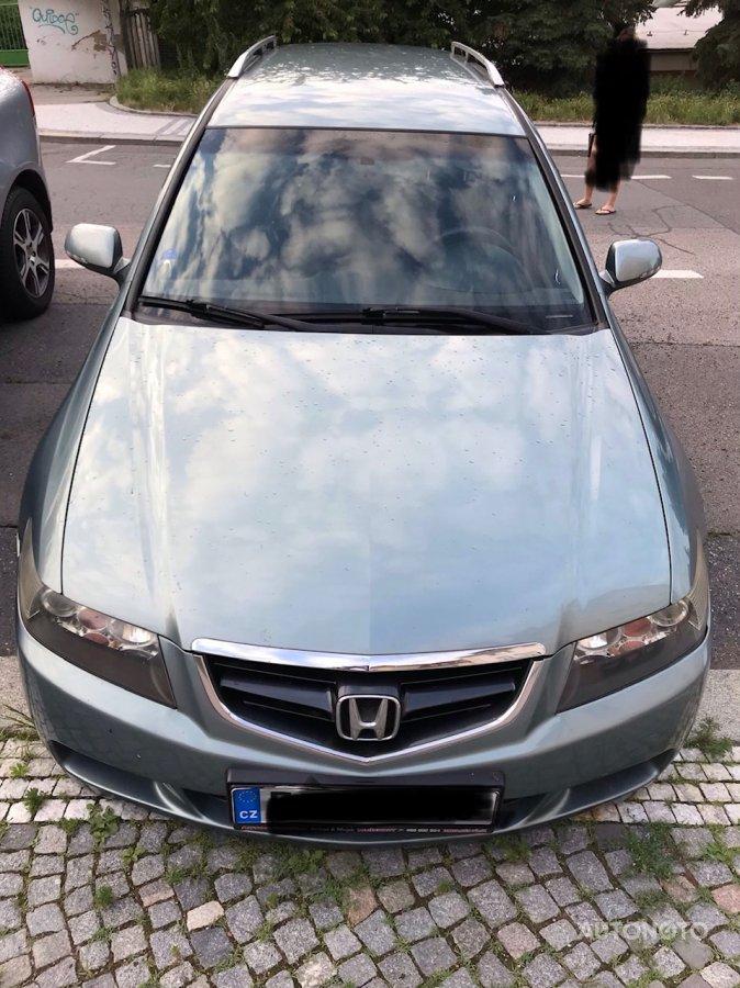Honda Accord, 2004 - celkový pohled