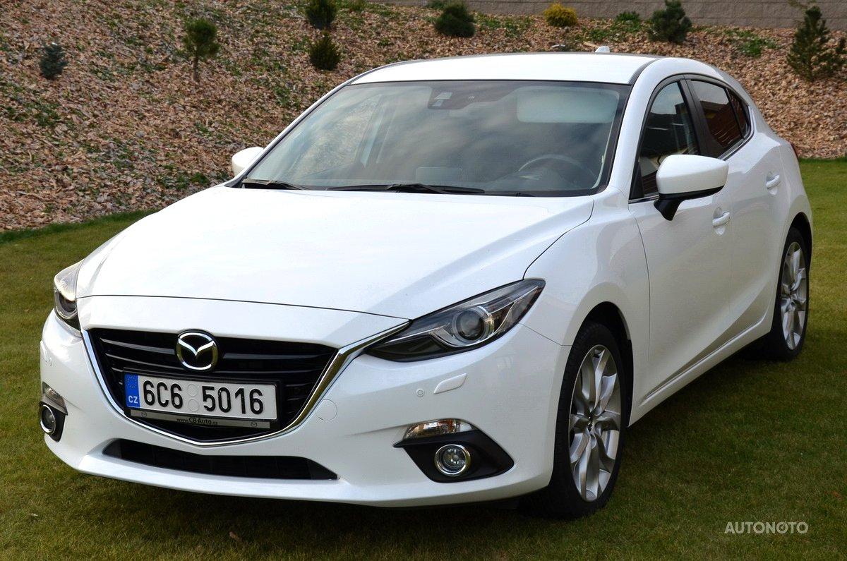Mazda 3, 2014 - pohled č. 15
