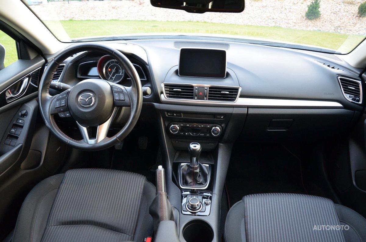 Mazda 3, 2014 - pohled č. 10