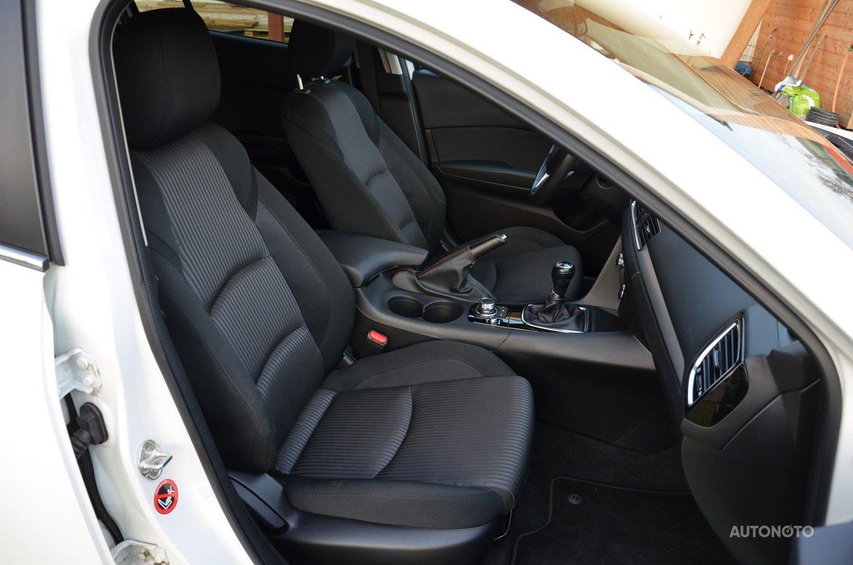 Mazda 3, 2014 - pohled č. 12
