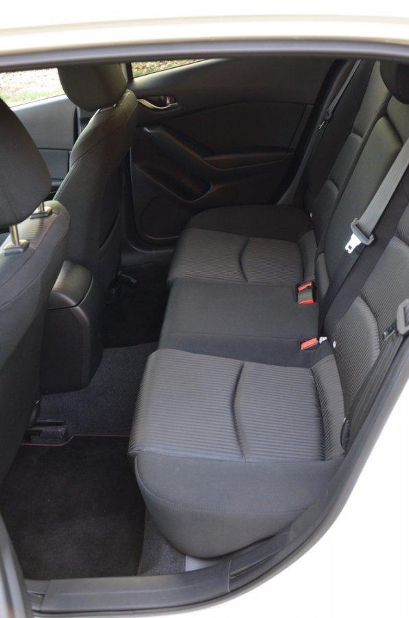 Mazda 3, 2014 - pohled č. 13
