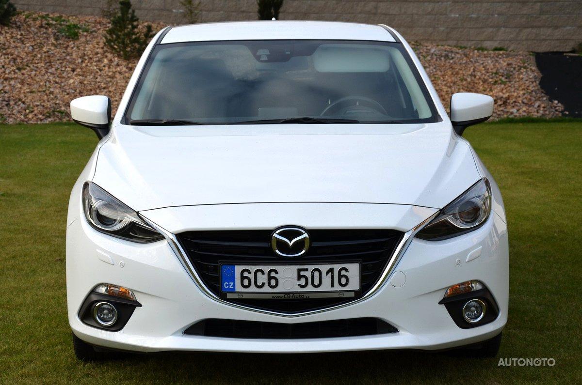 Mazda 3, 2014 - pohled č. 2