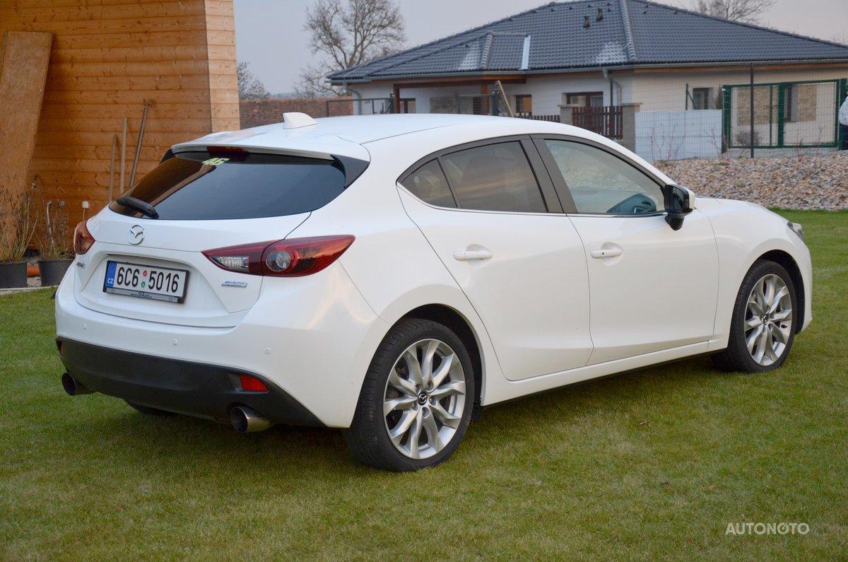 Mazda 3, 2014 - pohled č. 5