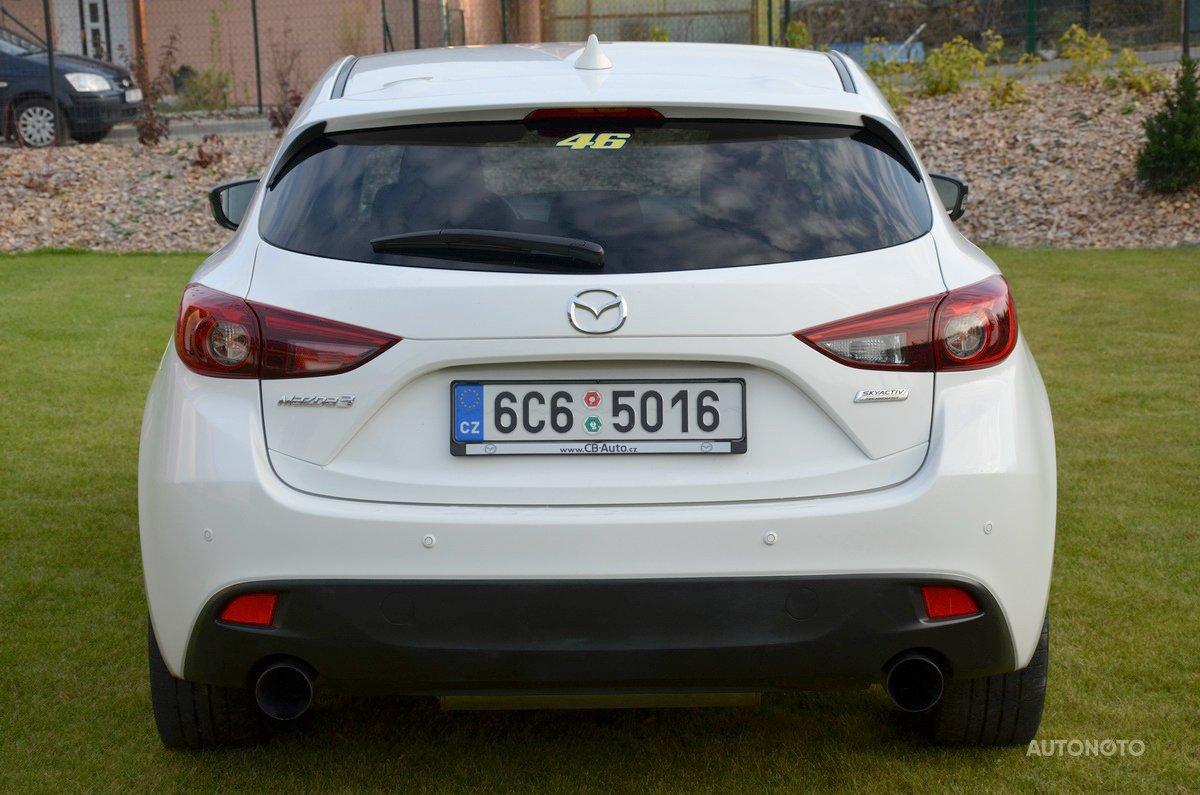 Mazda 3, 2014 - pohled č. 6