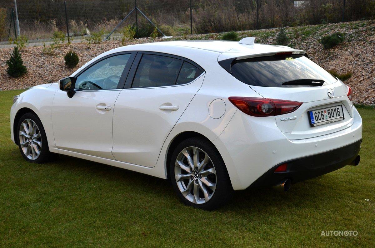 Mazda 3, 2014 - pohled č. 7