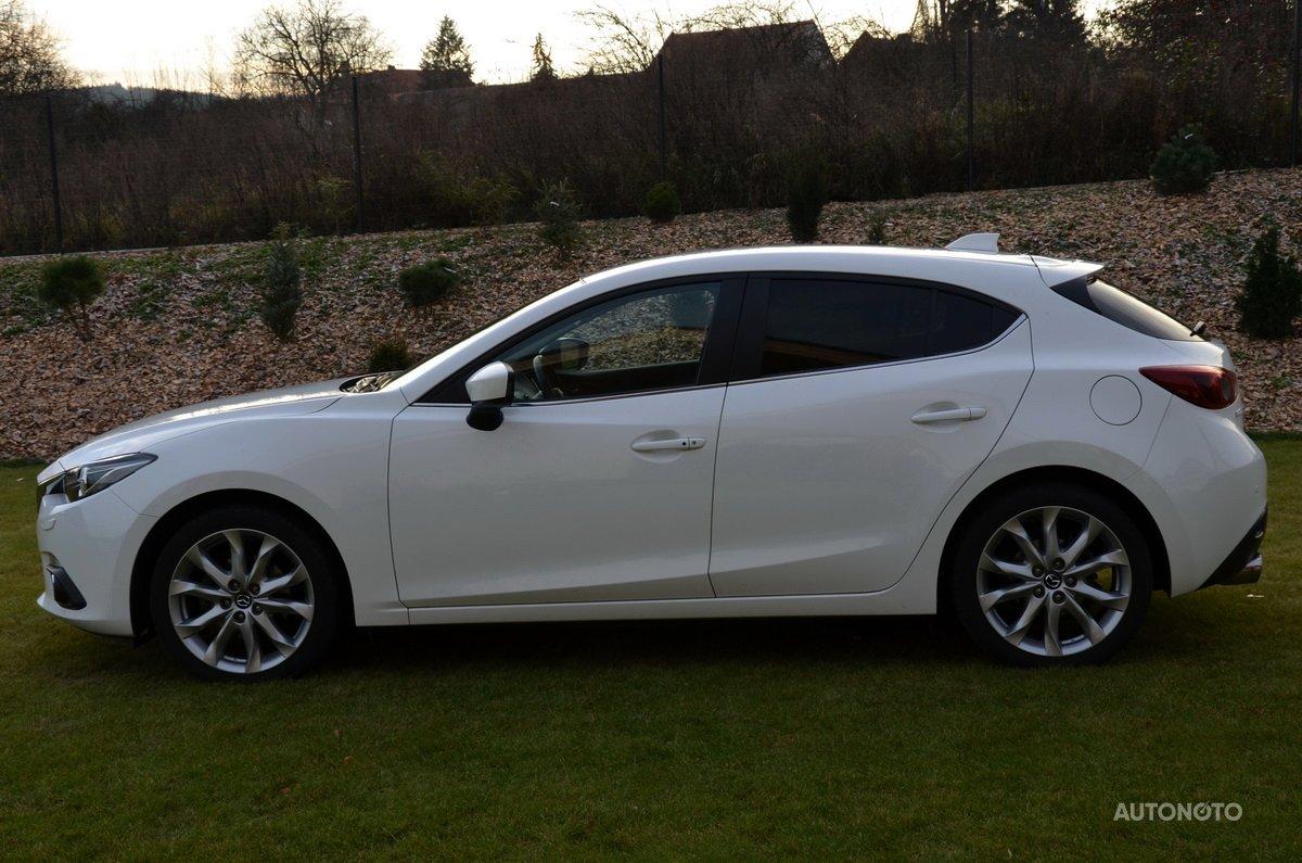 Mazda 3, 2014 - pohled č. 8