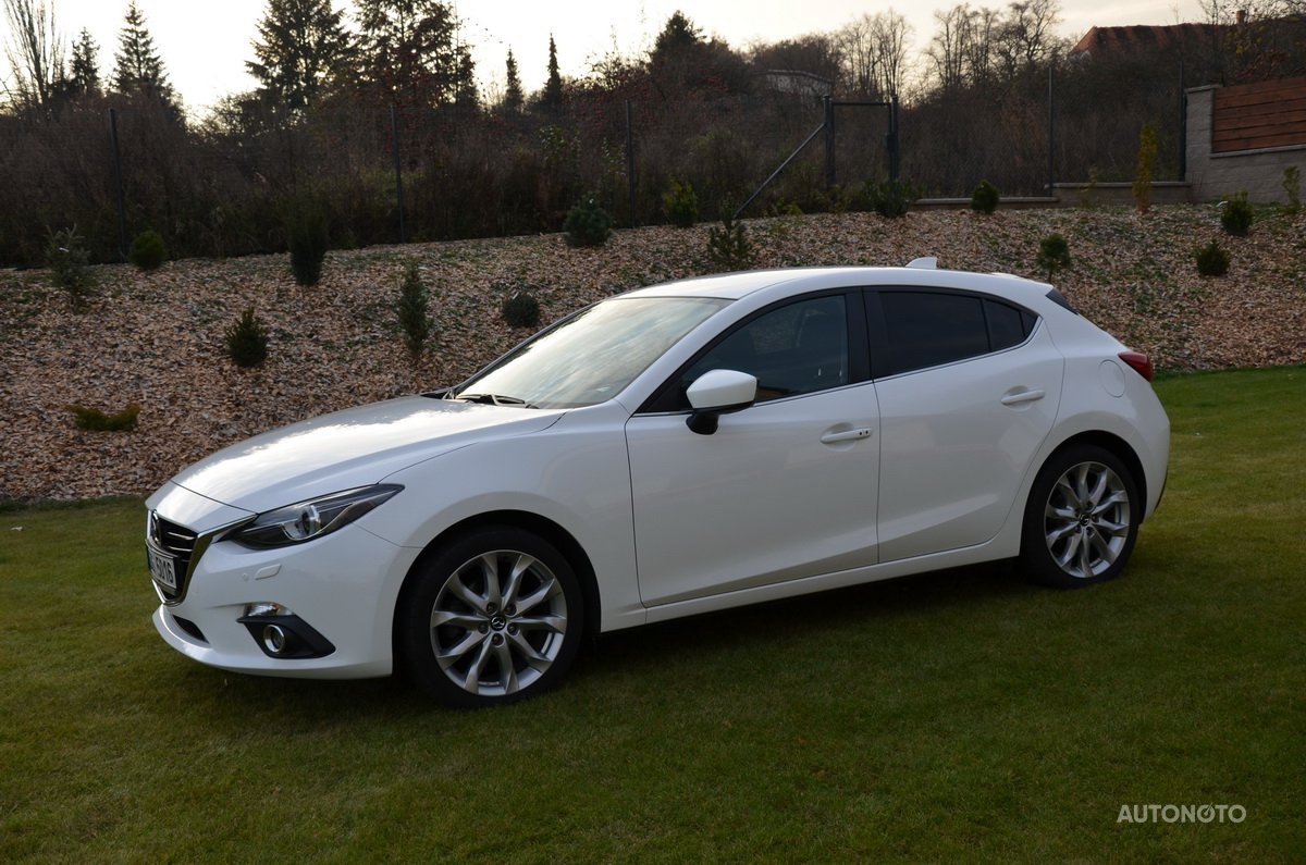 Mazda 3, 2014 - pohled č. 9