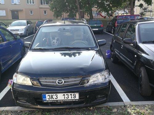 Mazda Ostatní, 2001