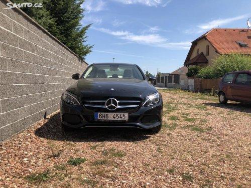 Mercedes-Benz Třídy C, 2016