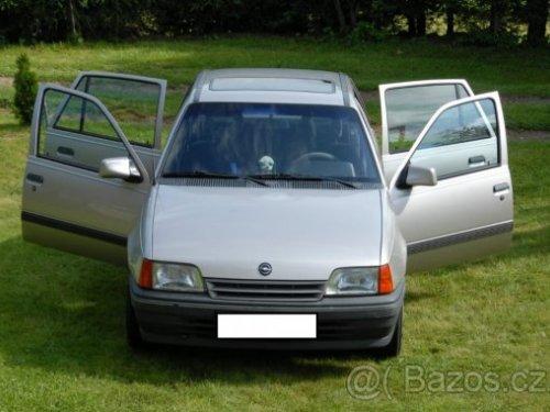 Opel Ostatní, 1991