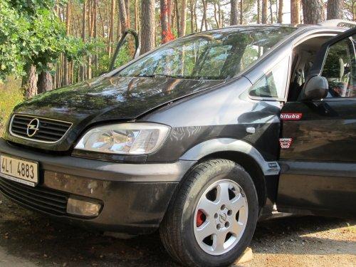 Opel Zafira, 1999