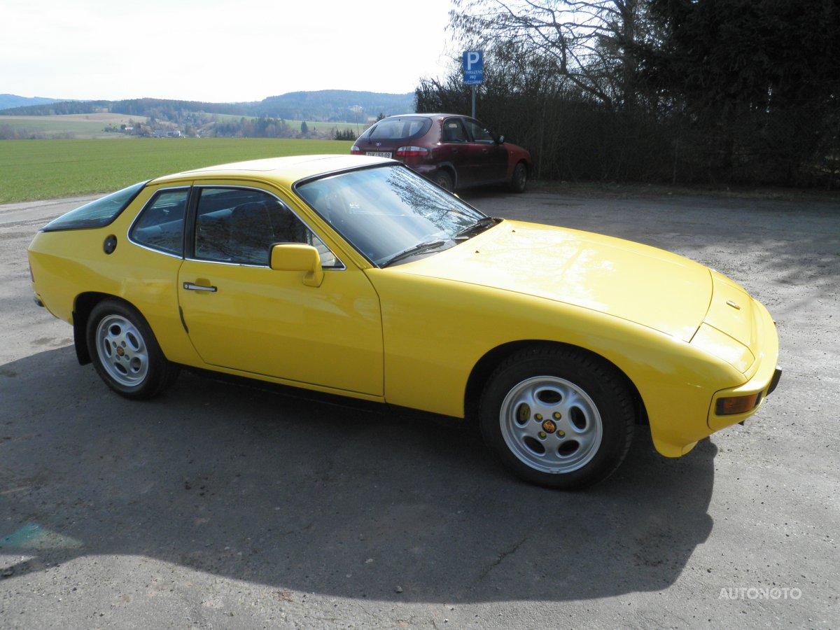 Porsche Ostatní, 1985 - celkový pohled