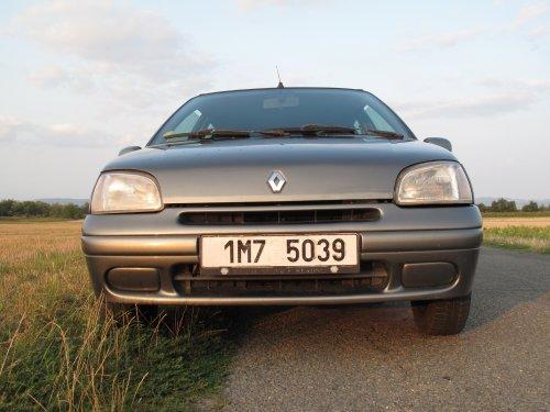 Renault Clio, 1996