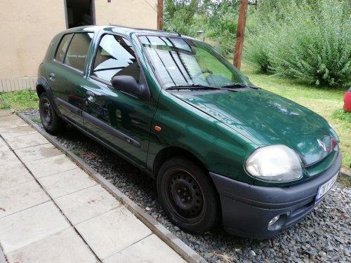 Renault Clio, 1998