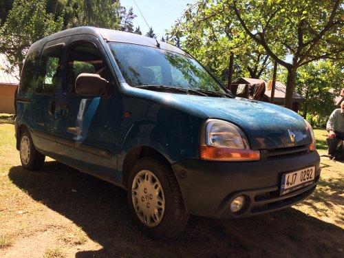 Renault Kangoo, 2000
