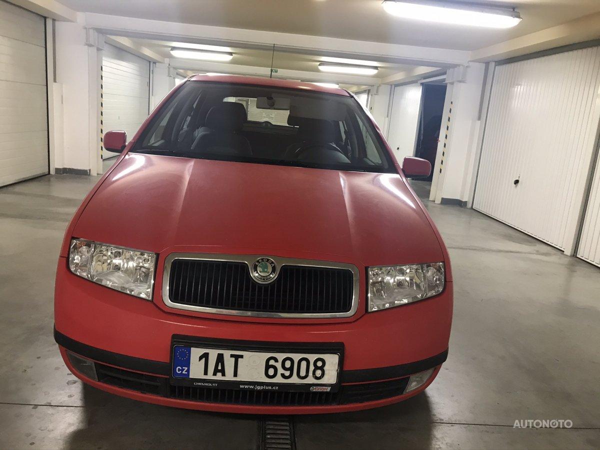 Škoda Fabia Ostatní, 2000 - celkový pohled