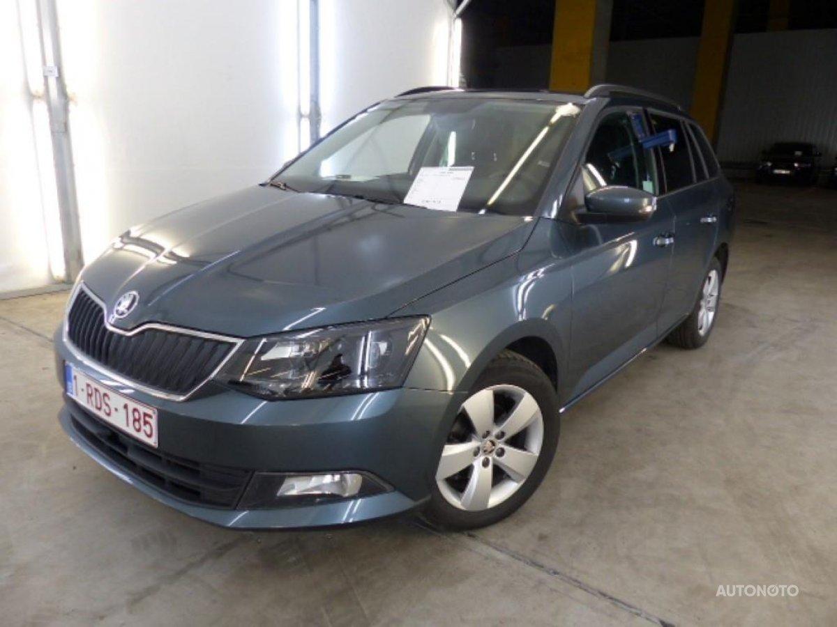 Škoda Fabia, 2016 - pohled č. 1