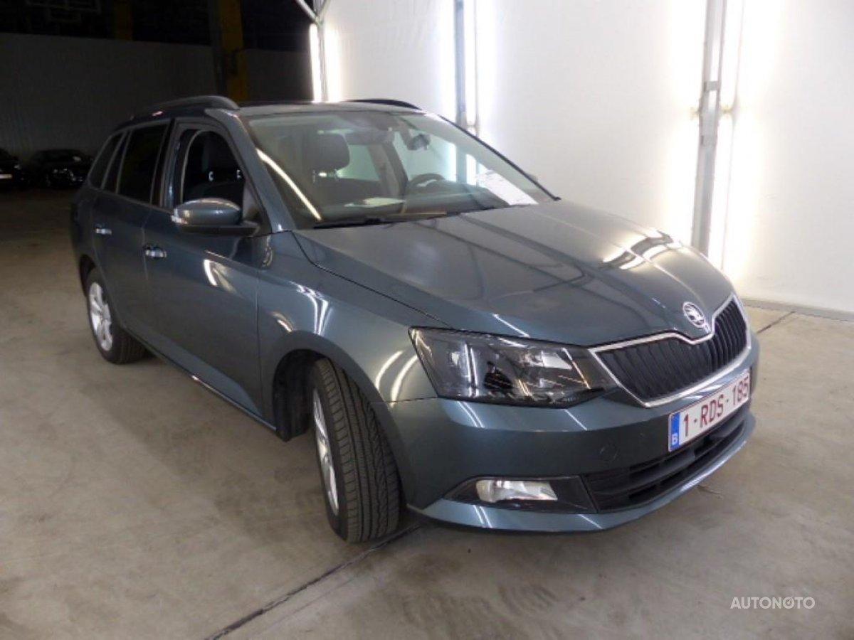 Škoda Fabia, 2016 - pohled č. 4