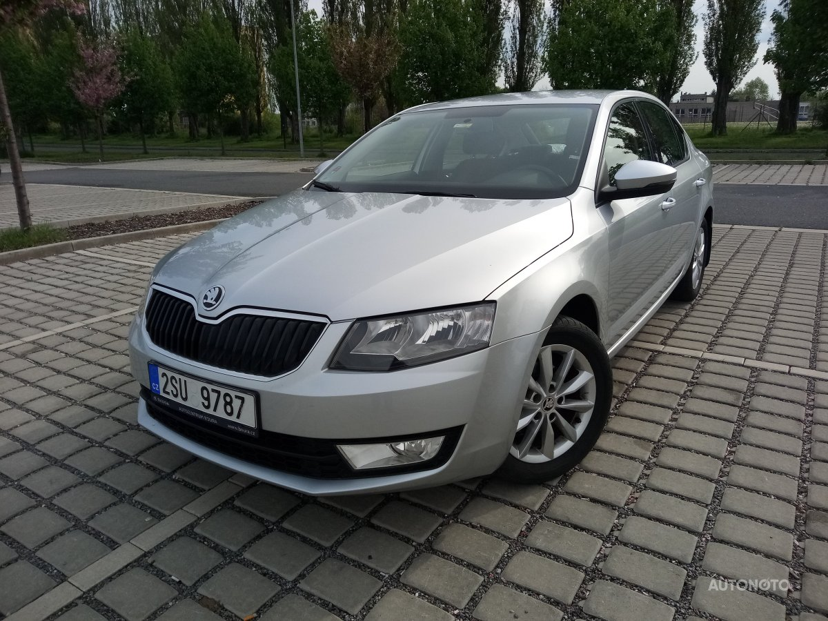 Škoda Octavia, 2016 - celkový pohled